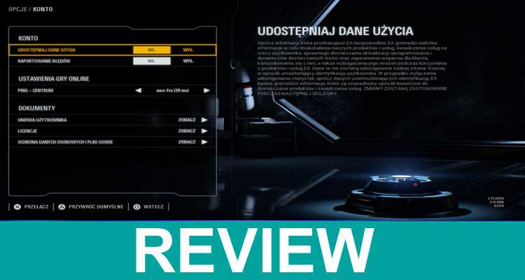 EA Unable to Connect Battlefront 2 721, 2021.
