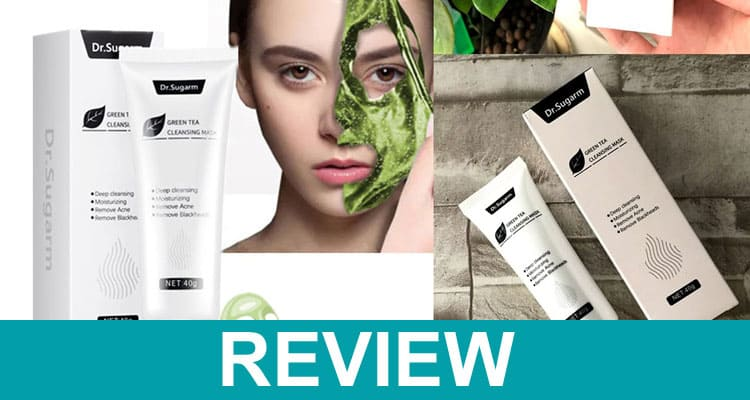 Green Tea Blackhead and Acne Cleansing Mask 2021