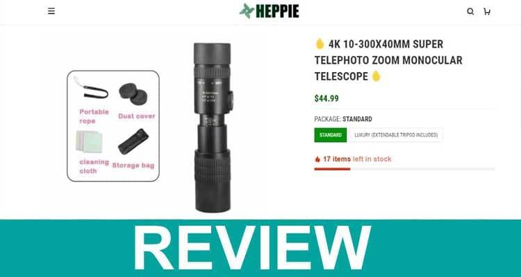 Heppie Telescope Review 2021.