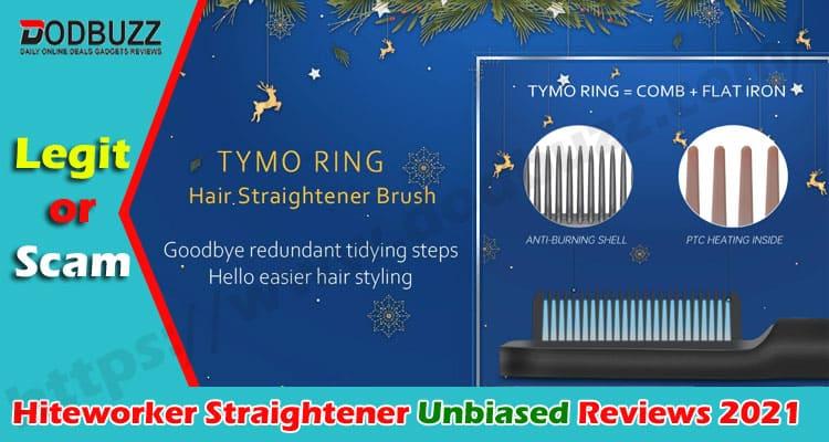 Hiteworker Straightener Reviews (Jan) Read Before Buy!