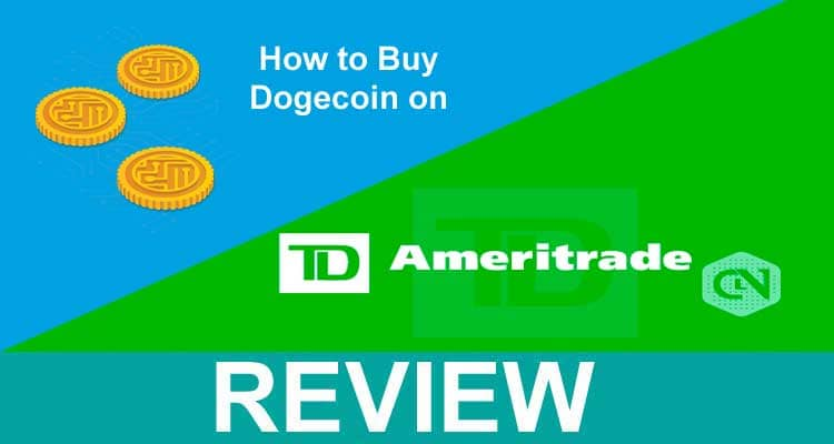 How to Buy Dogecoin on TD Ameritrade 2021.