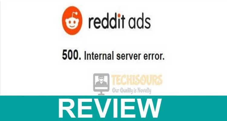 Internal Server Error Reddit 2021.