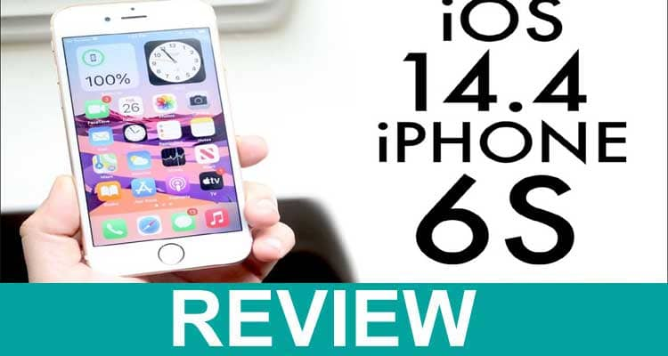 Ios 14.4 Review 2021
