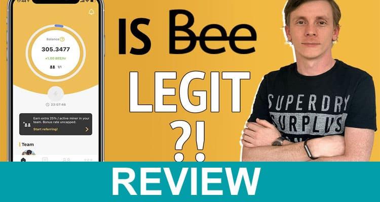 Is Bee Network Legit 2021
