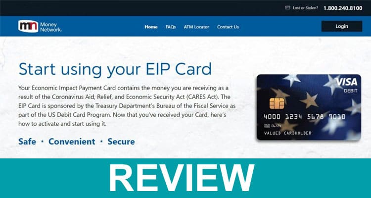 Is Economic Impact Payment Card a Scam 2021