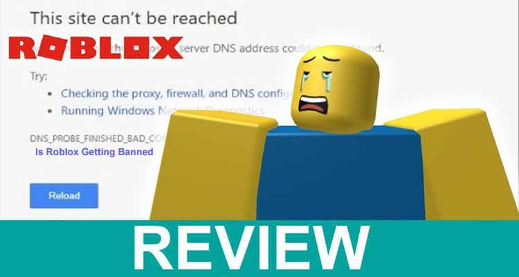 Is Roblox Getting Banned 2021.