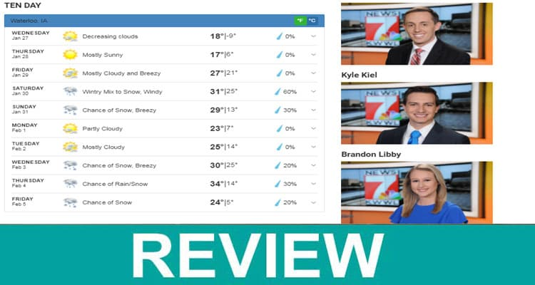 Kwwl-Com-Weather-Review