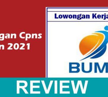 Lowongan Cpns Bumn 2021