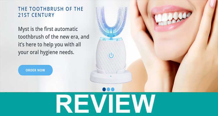 Myst Toothbrush 2021