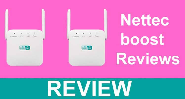 Nettec Boost Reviews 2020.