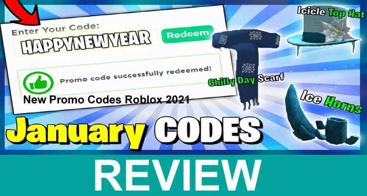 New Promo Codes Roblox 2021 (Jan) What Are The Codes?