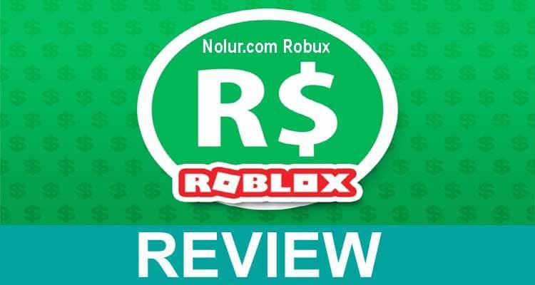 Nolur.com Robux 2020.