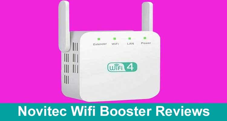 Novitec Wifi Booster