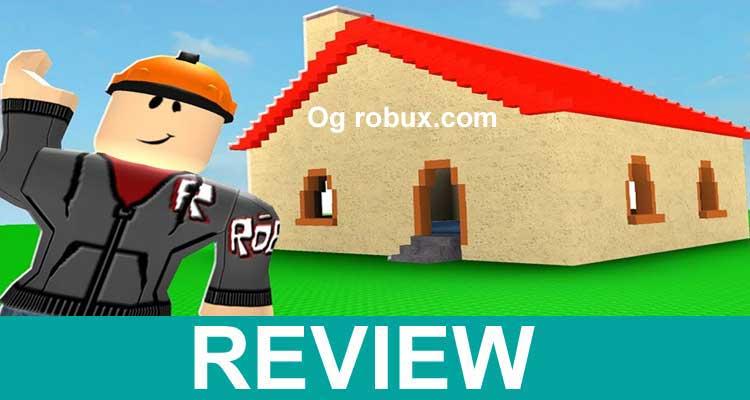 Og Robux.com 2021.