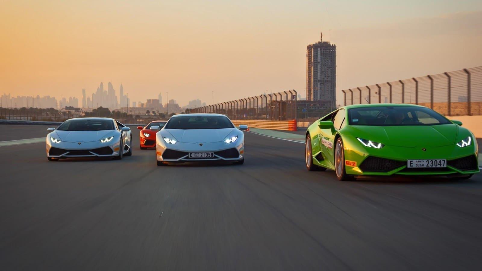 Origin of Lamborghini Automobiles
