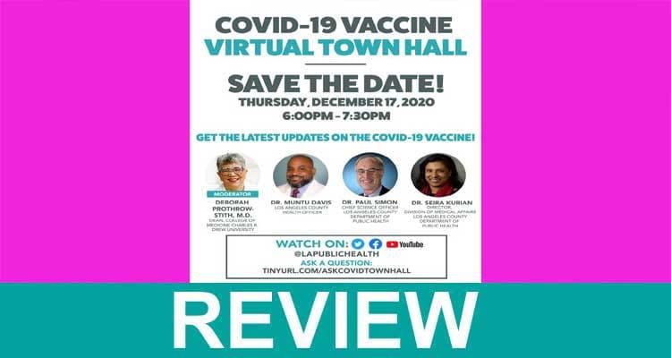 Publichealth.lacounty.gov COVID Vaccine 2021.