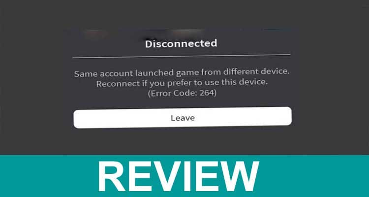 Roblox Error Code 280 2021.