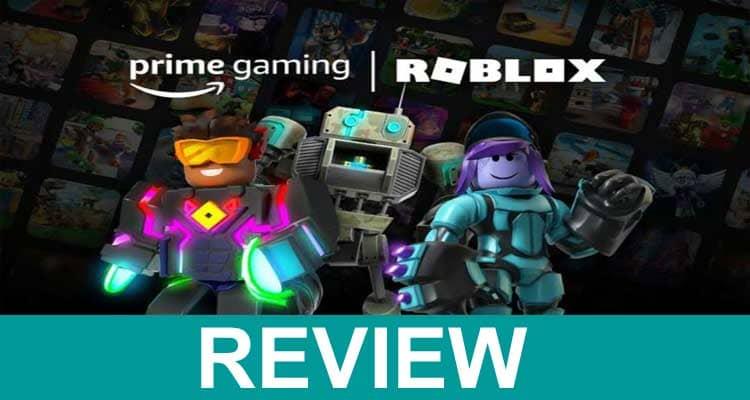 Roblox Prime Gaming Redeem 2021