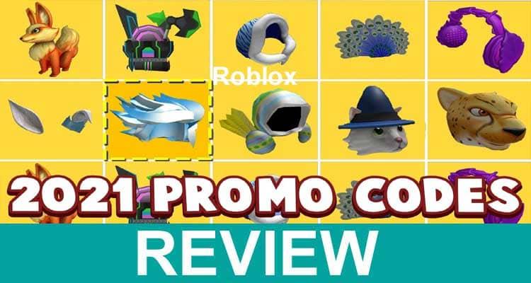 Roblox Promocodes 2021 .