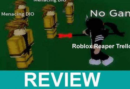Roblox Reaper Trello 2021.