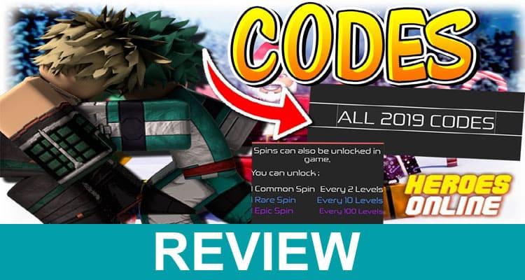 Robux Hero Codes 2021