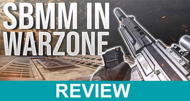 Sbmm Warzone fr 2021 Dodbuzz