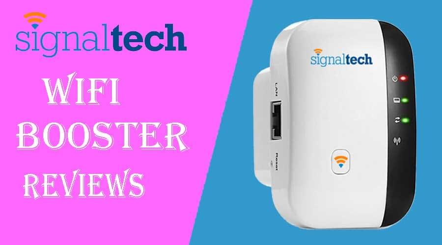 Signaltech Wifi Booster Reviews 2021.