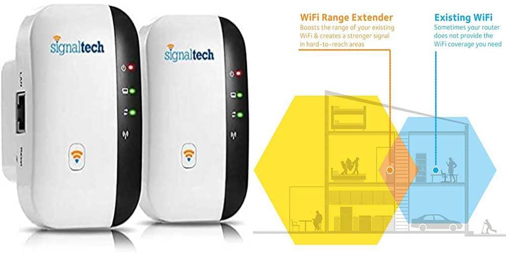 Signaltech Wifi Booster Reviews 2021