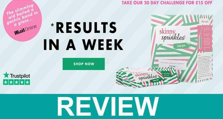 Skinny Sprinkles Reviews 2020.
