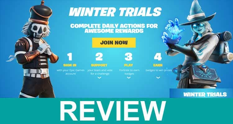Trials Fortnite .com 2021.