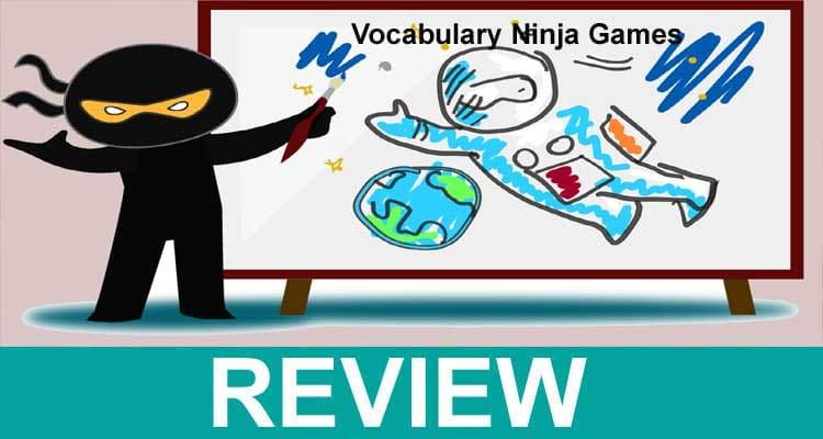 Vocabulary Ninja Games 2021.