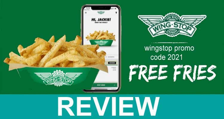 Wingstop Promo Code 2021 .