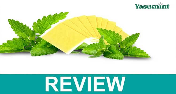 Yasumint Weight Loss Patch Reviews 2021.