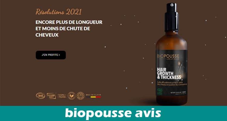 Biopousse Avis 2021