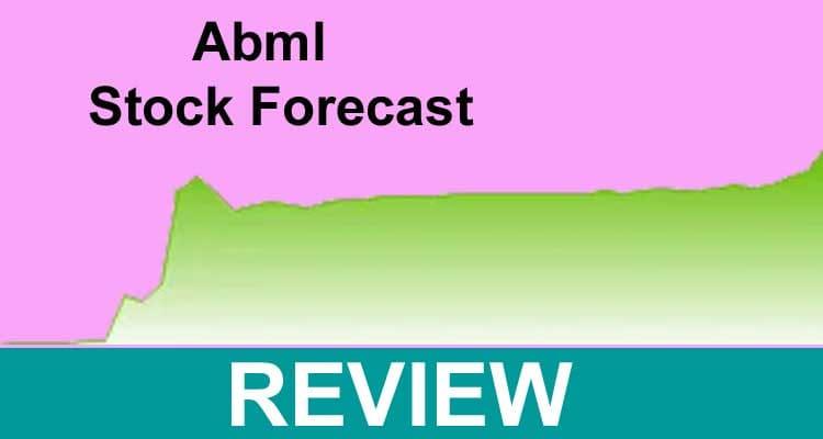 Abml Stock Forecast 2021.