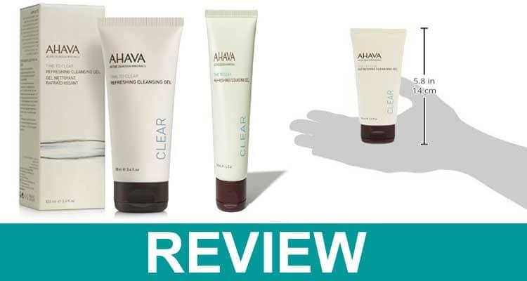 Ahava Refreshing Cleansing Gel Reviews 2021.