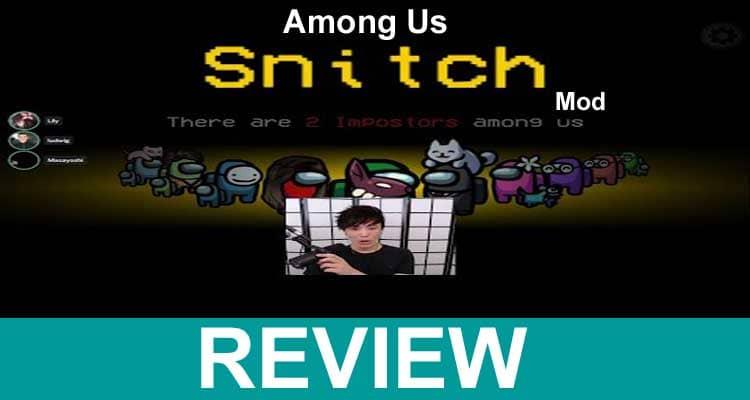 Among Us Snitch Mod 2021.
