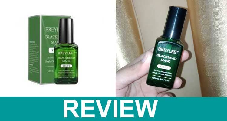 Breylee Blackhead Mask Review Indonesia 2021