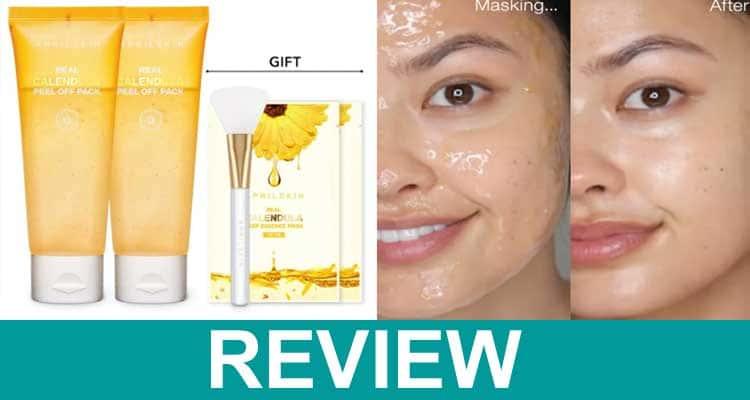 Calendula Peel Off Mask Reviews 2021