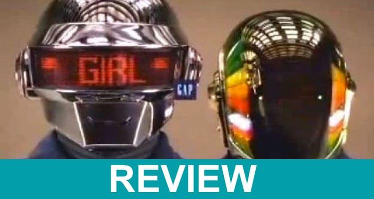 Daft Punk Robot Names 2021