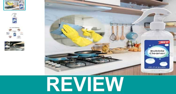 Easy Off Kitchen Bubble Cleaner Reviews 2021.
