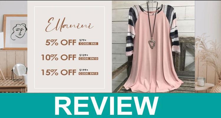 Ellanini Clothes Reviews 2021