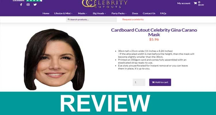 Gina Carano Mask Reviews 2021.