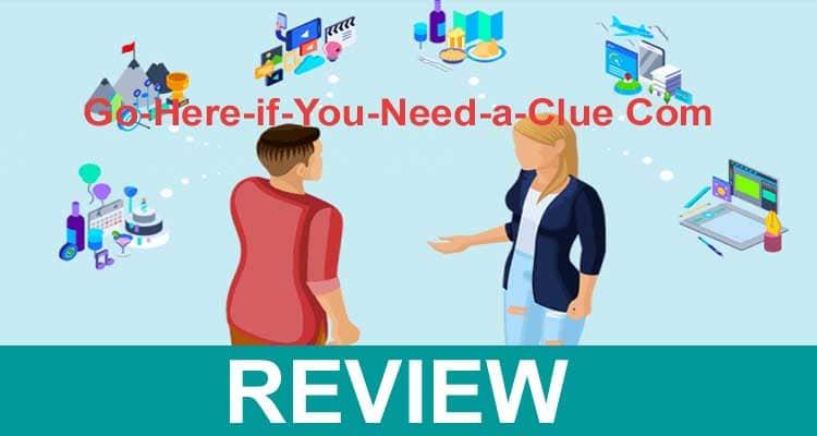 Go-Here-if-You-Need-a-Clue Com 2021