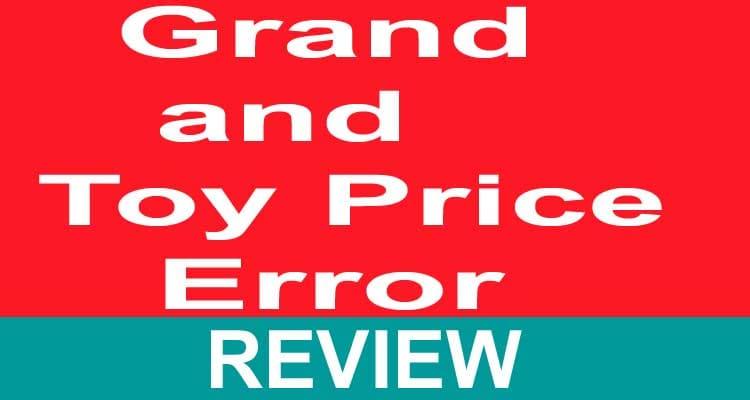 Grand And Toy Price Error 2021.