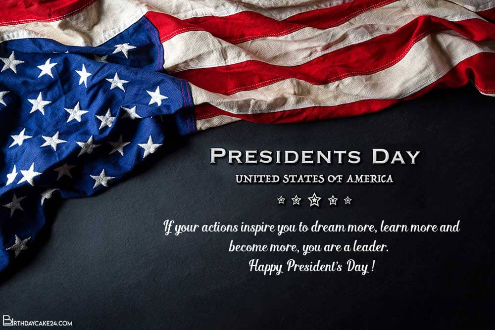 Happy Presidents Day 2021 Images.