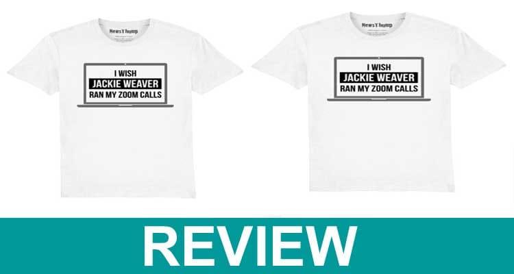 Jackie Weaver T Shirt Reviews 2021.