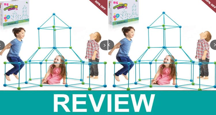 Kids Construction Fortress Building Kit Review