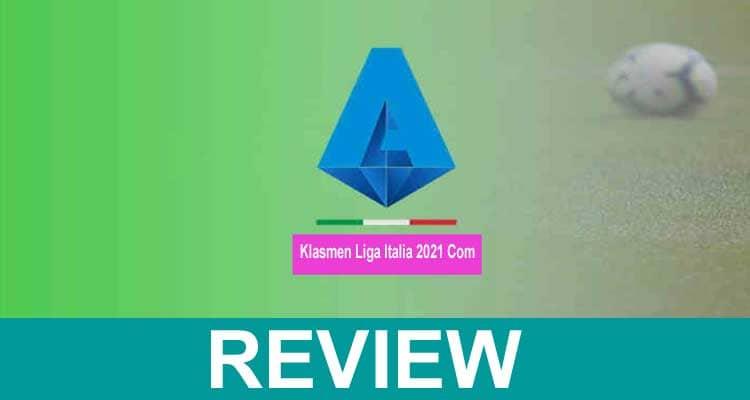Klasmen Liga Italia 2021 Com 2021.