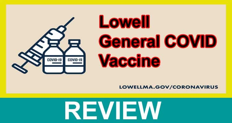 Lowell General COVID Vaccine